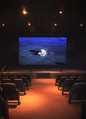 Meteor Crater Movie Theater