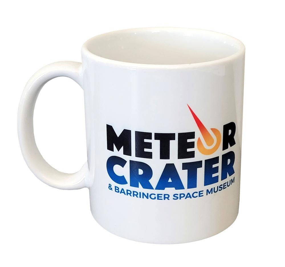 Official Meteor Crater Mug